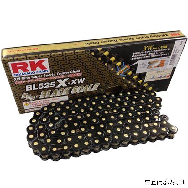 RKジャパン BL525X-XWリールBLブラックスケールシリーズチェーン(50フィート) BL525XXW50F HD店