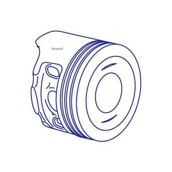 SP武川 旧タイプ Sステージ 111.2cc リペアパーツ ピストン φ52 CD90 スーパーカブ90 スーパーカブ100EX 13104-GPH-T00 HD店
