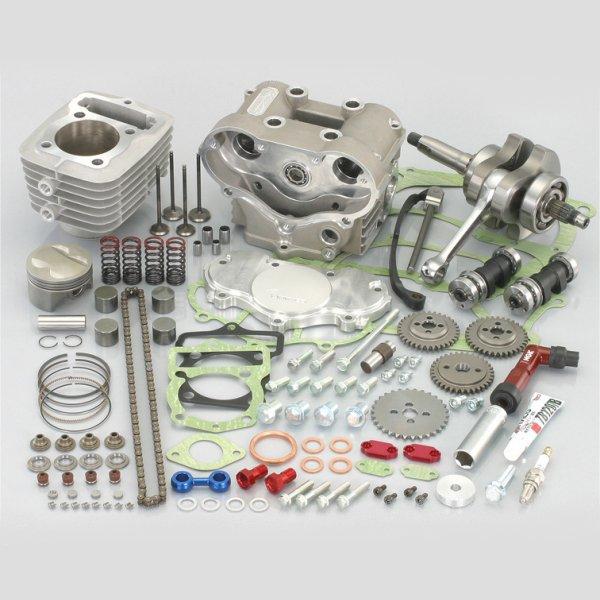 キタコ DOHC125cc ボアアップKIT エイプ100(HC07) 215-1417900 HD店