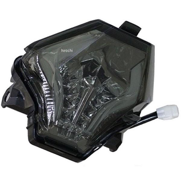 【メーカー在庫あり】 キジマ LED テールランプ YZF-R25、MT-07 スモーク 217-7017 HD店