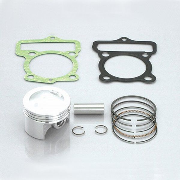キタコ 鍛造ピストンキット DOHC ショートストローク 100cc / 鍛造ピストン3R エイプ100 / XRモタード 350-1418440 HD店