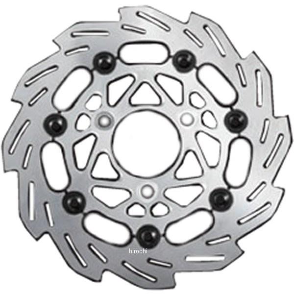 シフトアップ ウェーブフローティングディスクローター ホンダ 200mm シルバー/黒 202056-33 HD店