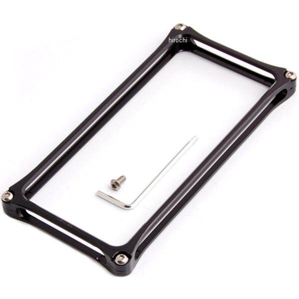 ギルドデザイン ソリッドバンパー iPhone5 黒 GI-222B HD店
