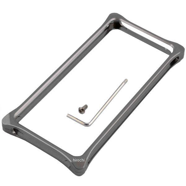 ギルドデザイン ソリッドバンパー iPhone5 グレー GI-222GR HD店