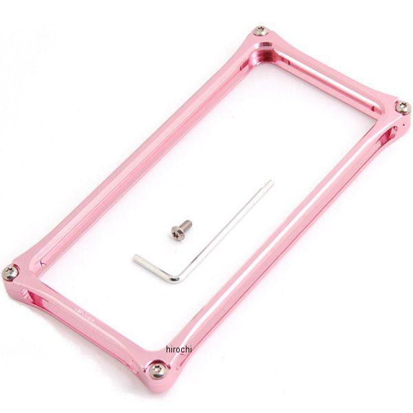 ギルドデザイン ソリッドバンパー iPhone5 ピンク GI-222PI HD店