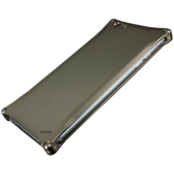 41099 ギルドデザイン ソリッド iPhone6Plus チタン GI-250T HD店