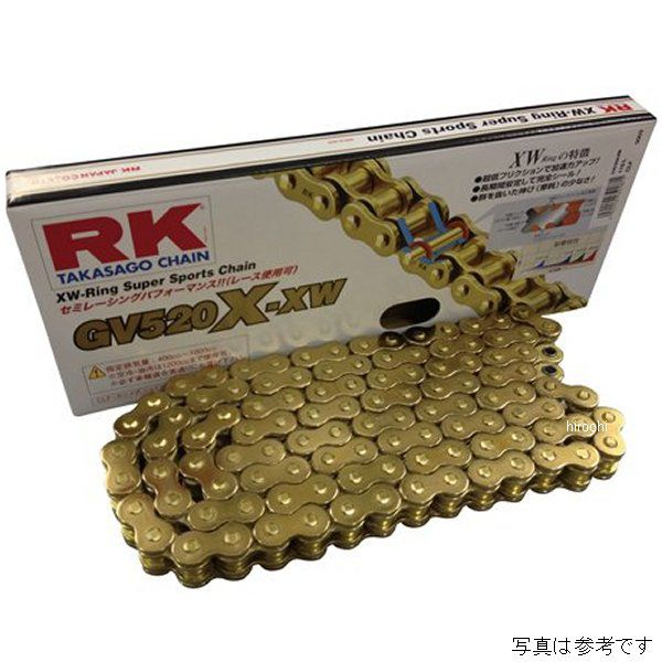 RKジャパン GV520X-XW GVシリーズ リールチェーン(50フィート) GV520XXW50F HD店