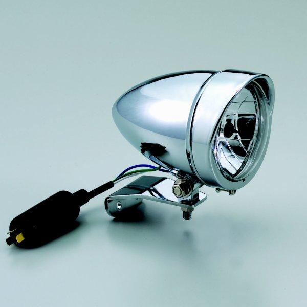 【メーカー在庫あり】 ハリケーン ロート系 ヘッドライトキット 4.5マルチスリムヘッドライト ・SR400/500 HA5618 HD店