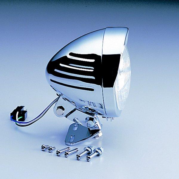 ハリケーン アメリカン系 ヘッドライトキット ハイパワースリットヘッドライト ・スティード400/600 / HA5641-01 HD店