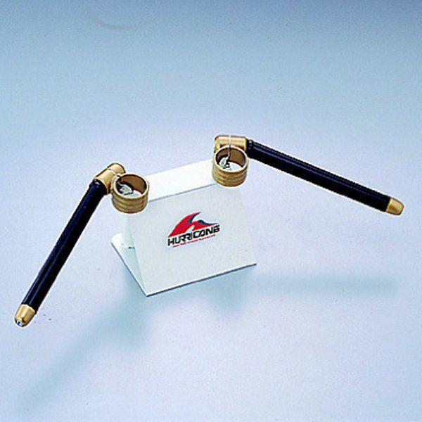 【メーカー在庫あり】 ハリケーン セパレートハンドル CBR400RR('88) ゴールド HS4104G-01 HD店