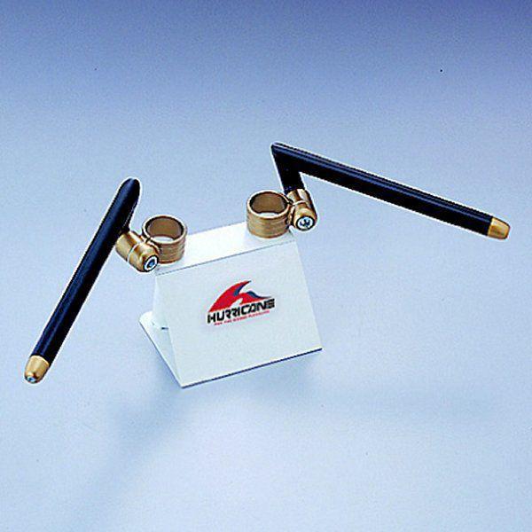 【メーカー在庫あり】 ハリケーン セパレートハンドル RGV250γ ゴールド HS4105G-01 HD店
