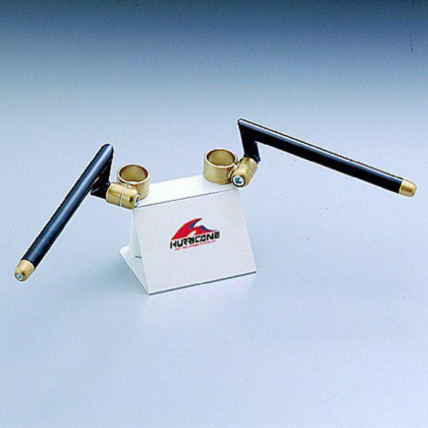 【メーカー在庫あり】 ハリケーン セパレートハンドル GSX400S刀 ゴールド HS4115G-01 HD店