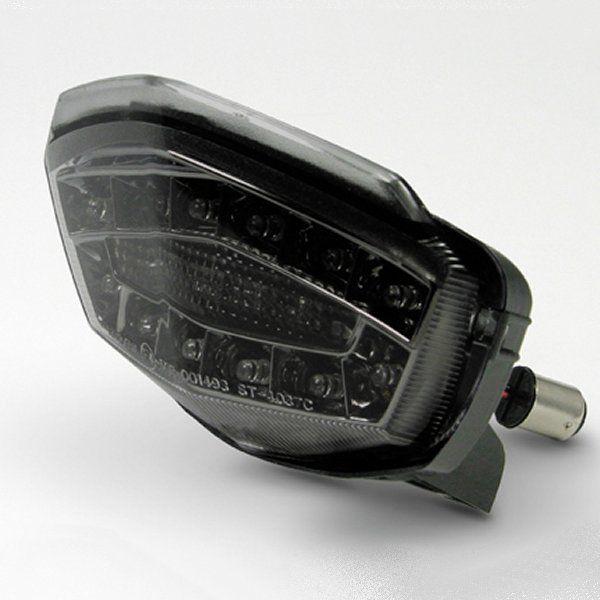 【メーカー在庫あり】 SP武川 LEDテールランプ スモークレンズ NINJA 250R/Asian KSR110 05-08-0252 HD店