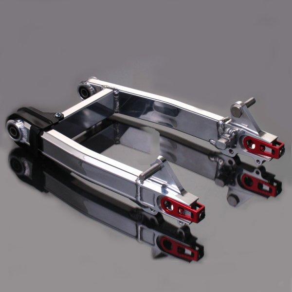 キタコ アルミスイングアーム (type RS/4cmロング) ・モンキー/ゴリラ 519-1123110 HD店