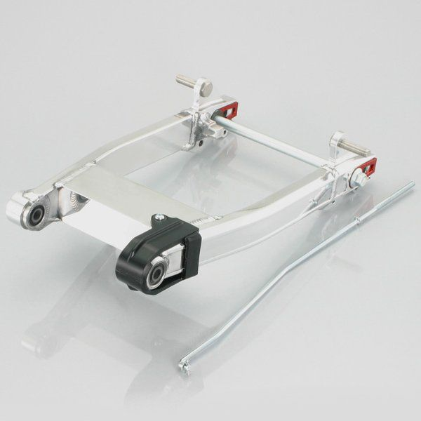 キタコ アルミスイングアーム (type RS/8cmロング) ・モンキー/ゴリラ 519-1123120 HD店
