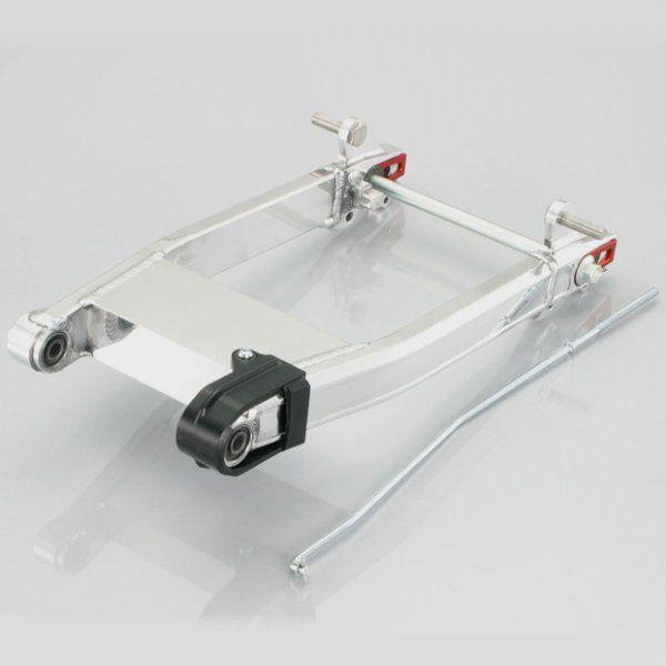 キタコ アルミスイングアーム (type RS/12cmロング) ・モンキー/ゴリラ 519-1123130 HD店