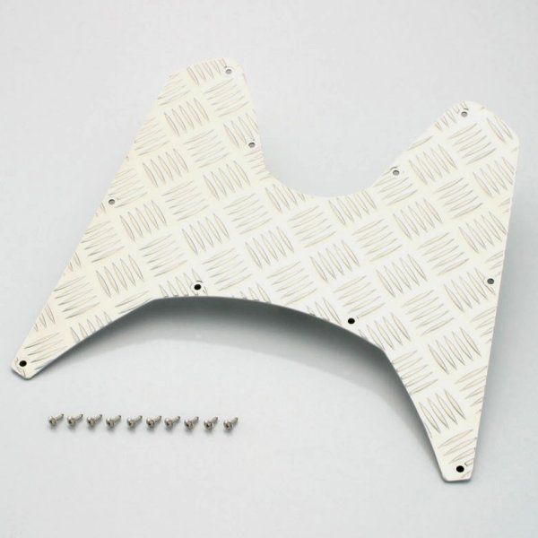 【メーカー在庫あり】 キタコ ステップボード シルバーアルマイト Dio110 538-1427000 HD店