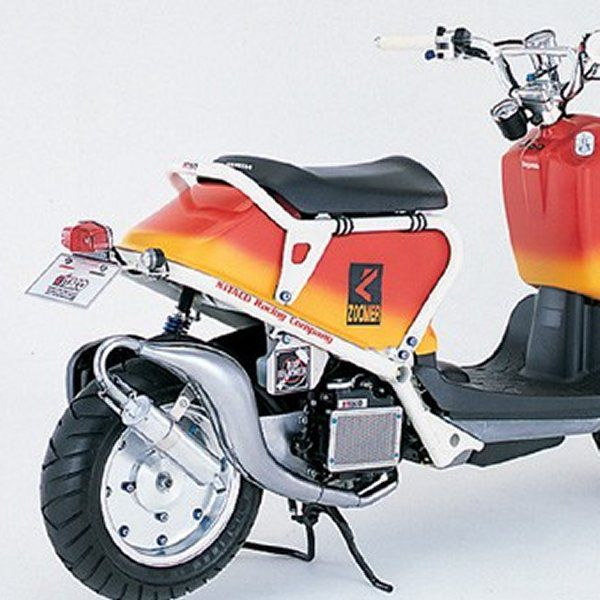 キタコ シートアンダーボックス ZOOMER ズーマー (FI車) 631-1125010 HD店