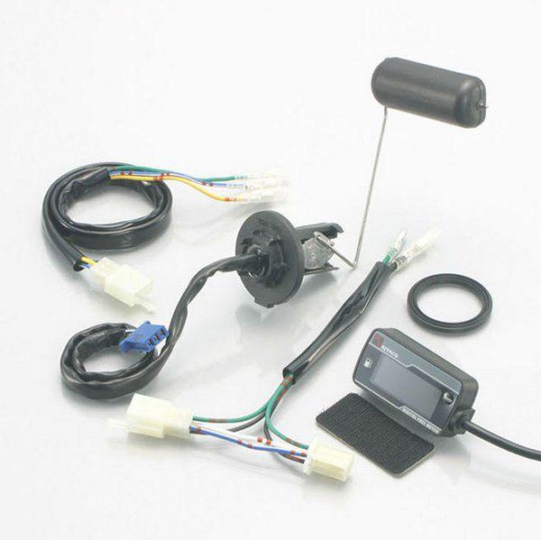 キタコ LCD デジタルフューエルメーターキット ズーマー (キャブレター車) 752-1125300 HD店
