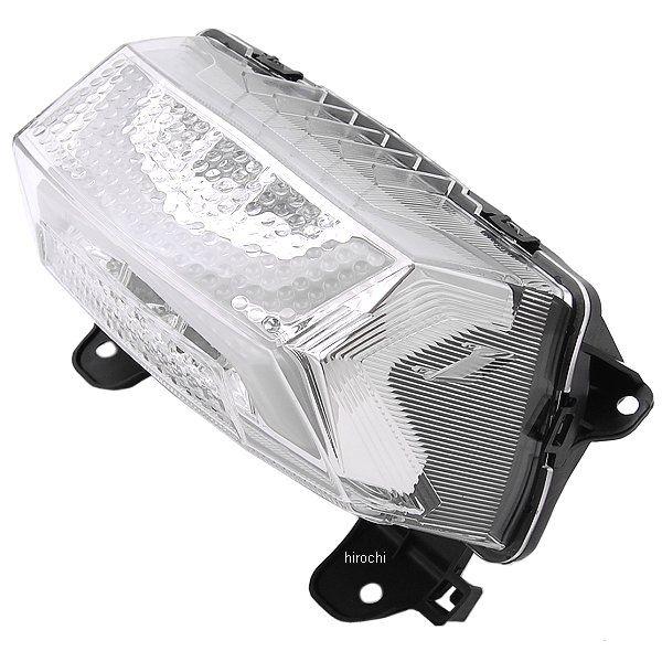 【メーカー在庫あり】 キタコ LED テールランプセット クリア ズーマーX (JF52全車種) 809-1155300 HD店