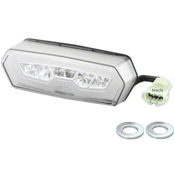 【メーカー在庫あり】 キタコ LED テールランプ グロム クリア 809-1432320 HD店