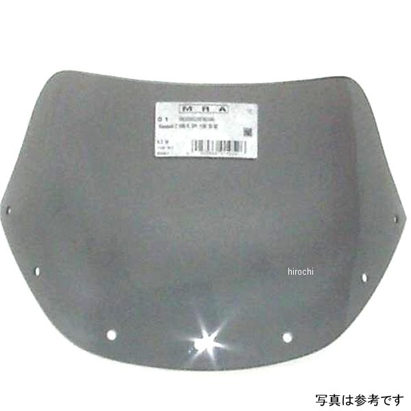 エムアールエー MRA スクリーン オリジナル Z1000R スモーク 4520616704049 HD店