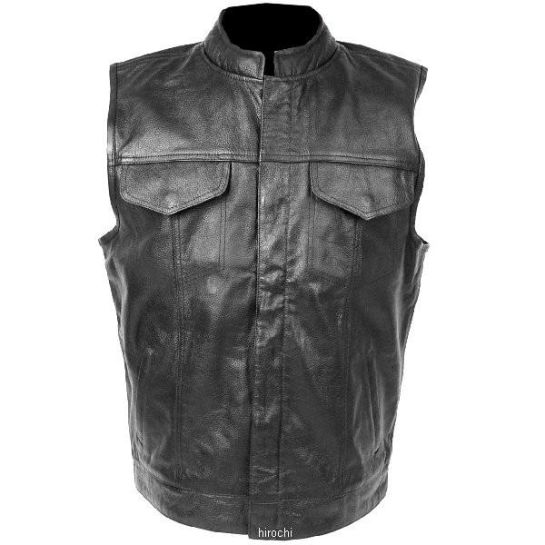 イージーライダース BREDGE クラブ スタイル ベスト XLサイズ 黒 BG0218XL HD店