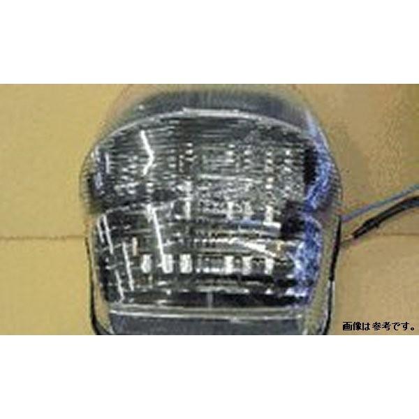 オダックス Odax インテグレートテール ライト クリア ホンダ CBR1100XX 99年-05年 JST-351510-W HD店