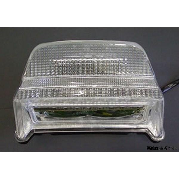 オダックス Odax LED テール ライト クリア カワサキ ZRX1100/1200 08年 JST-352002-L HD店