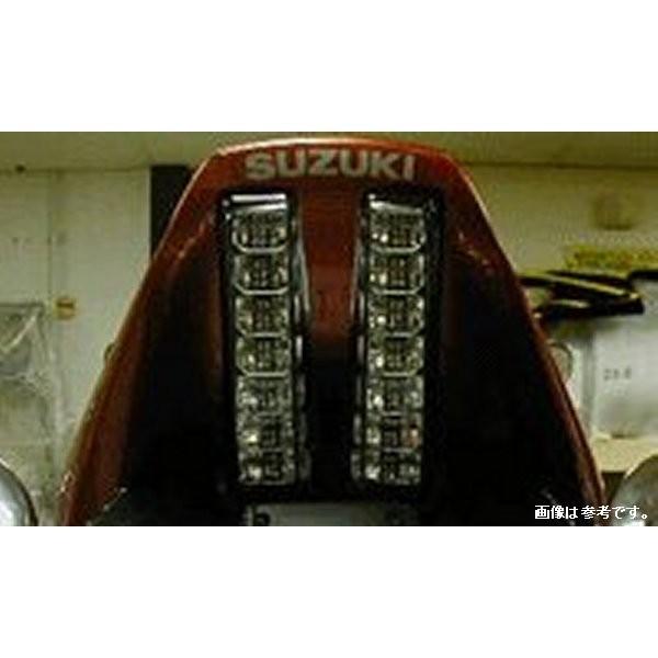 オダックス Odax インテグレートテール ライト スモーク スズキ SV650/SV1000 03年-06年 CTL-0075-IT-S HD店
