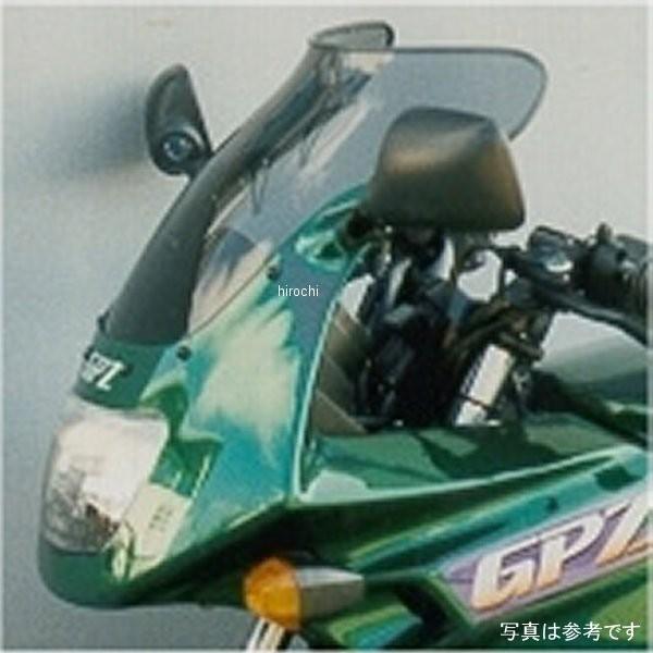 エムアールエー MRA スクリーン スポイラー 94年以降 GPZ500S EX500D EX500E スモーク 4548916062485 HD店