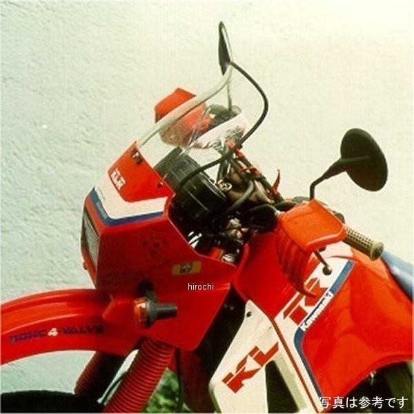 エムアールエー MRA スクリーン オリジナル 87年-88年 KLR650 スモーク 4548916062591 HD店