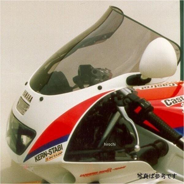 エムアールエー MRA スクリーン スポイラー 91年-93年 FZR600 スモーク 4548916066834 HD店