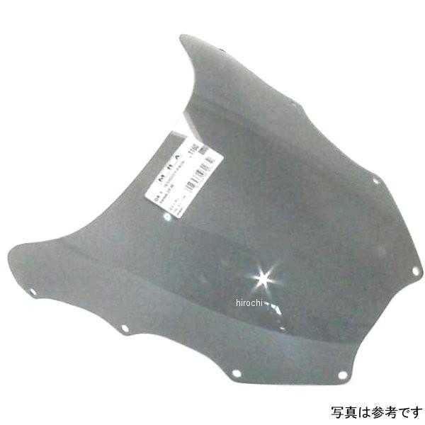 エムアールエー MRA スクリーン オリジナル 91年以降 ZXR400L スモーク 4548916074518 HD店