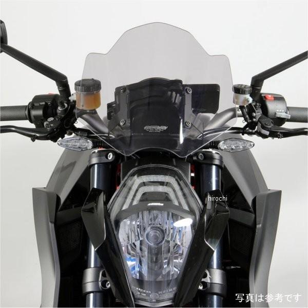 エムアールエー MRA スクリーン レーシング KTM 1290 スーパーデューク R 黒 4548916247998 HD店