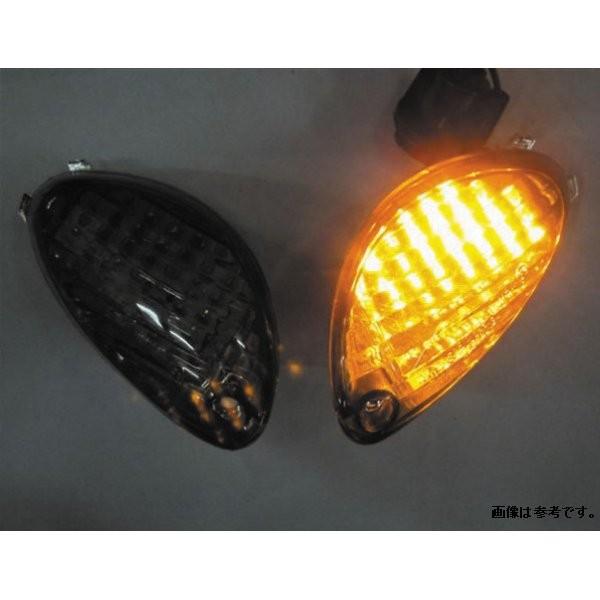 オダックス Odax LED ウインカー リア 左右2個セット スモーク LED基板 タイプ スズキ GSX1300R 隼 08年以降 JSW-0064-L-S HD店