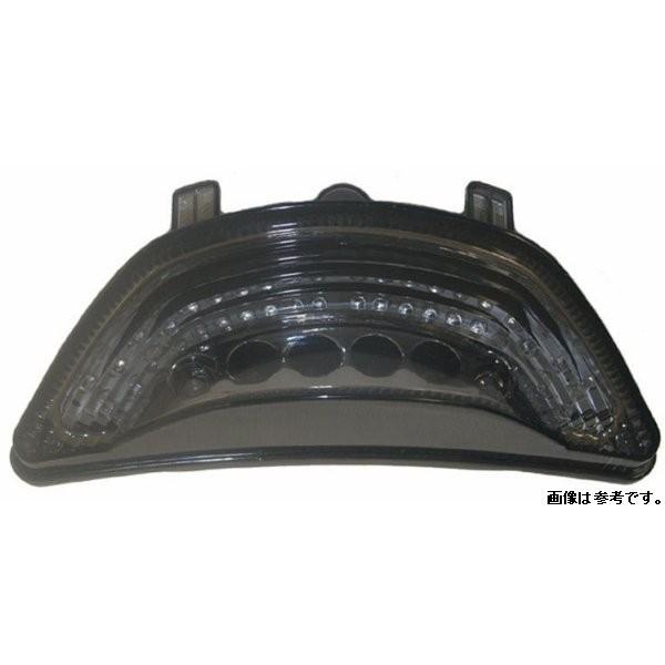 オダックス Odax インテグレートテール ライト スモーク ヤマハ V-MAX1700 08年以降 JST-353522C-W-S HD店