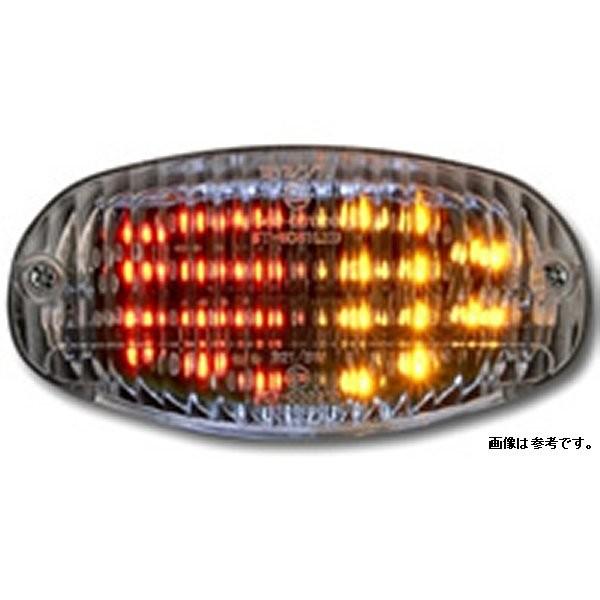 オダックス Odax インテグレートテール ライト クリア ヤマハ DS400/1100 ALL BALIUS JST-353537-W HD店