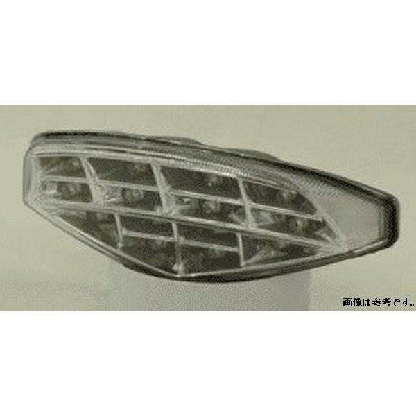 オダックス Odax LED テール ライト クリア DUCATI Monster 696/1100 09年以降 JST-351004C-L HD店