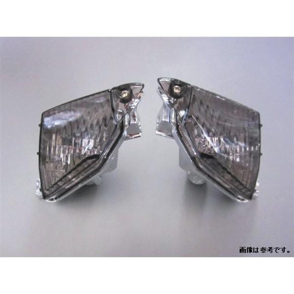 オダックス Odax LED ウインカー リア LEDバルブ仕様 左右2個セット スモーク OXB-410430-Y-OP スズキ GSXR1000 09年-13年 JSW-0070-L-S HD店