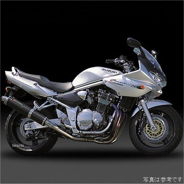 ヨシムラ 機械曲チタンサイクロン フルエキゾースト -06年 BANDIT1200 (TTB) 110-112-8281B HD店