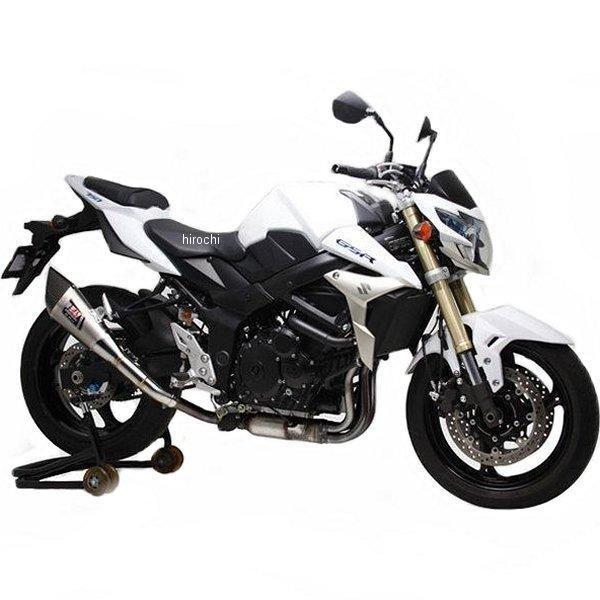 ヨシムラ R-11 サイクロン 1エンド EXPORT SPEC スリップオンマフラー 11年以降 GSR750 ABS国内仕様、EU仕様/ABS (SM) 110-158-5E20 HD店