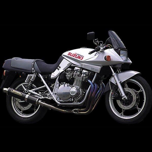 ヨシムラ 機械曲チタンサイクロン フルエキゾースト 全年式 GSX1100S (TS) 110-191-8250 HD店