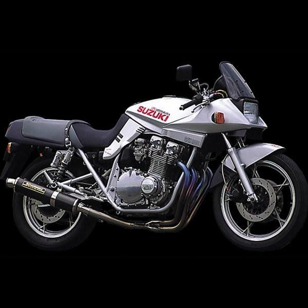 ヨシムラ 機械曲チタンサイクロン フルエキゾースト 全年式 GSX1100S (TC) 110-191-8290 HD店