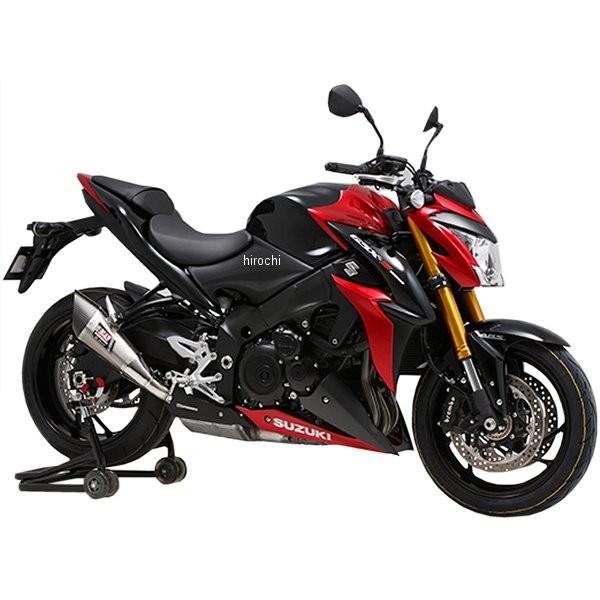 ヨシムラ R-11 サイクロン 1エンド EXPORT SPEC スリップオンマフラー GSX-S1000、GSX-S1000F (SS) 110-196-5E50 HD店