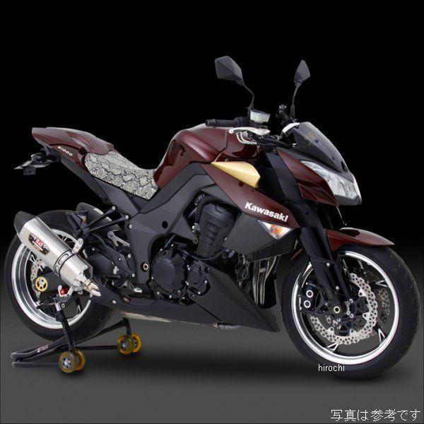 ヨシムラ R-77Jサイクロン 2本出し EXPORT SPEC スリップオンマフラー 11年以降 Z1000、Ninja1000 東南アジア仕様 (STBS) 110-213-5V80B HD店