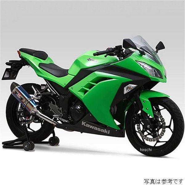 ヨシムラ R-77S サイクロン EXPORT SPEC スリップオンマフラー 13年以降 Ninja300 東南アジア仕様 (STC) 110-228-5W80 HD店