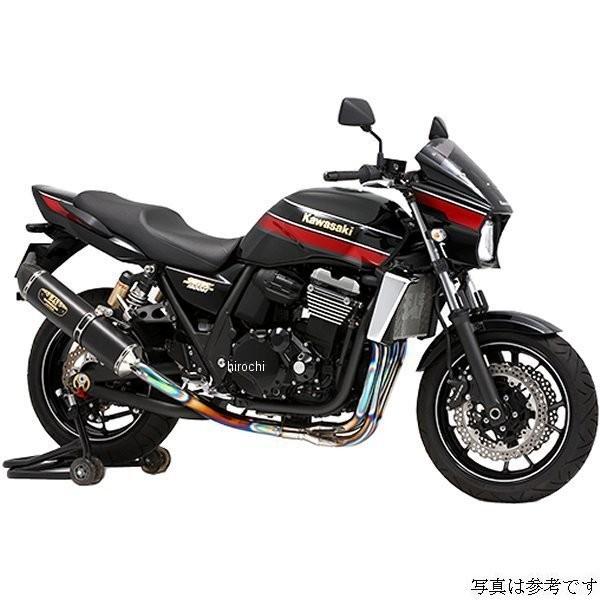 ヨシムラ 機械曲 R-77S チタンサイクロン LEPTOS フルエキゾースト (政府認証) 08年以前 ZRX1200、ZRX1200R (TTBC) 110-284-8180B HD店