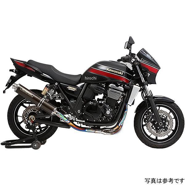 ヨシムラ 機械曲チタンサイクロン LEPTOS フルエキゾースト (政府認証) ZRX1200 (TS/FIRE SPEC) 110-284F8251 HD店