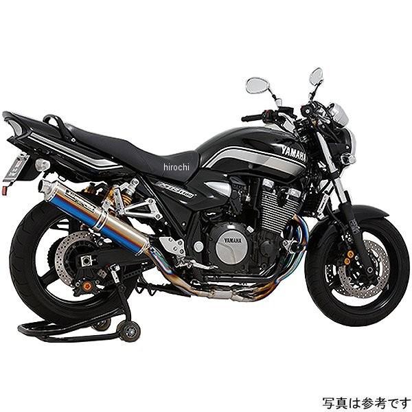 ヨシムラ 機械曲チタンサイクロン LEPTOS フルエキゾースト (政府認証) 07年以降 XJR1300 (TS/FIRE SPEC) 110-313F8251 HD店